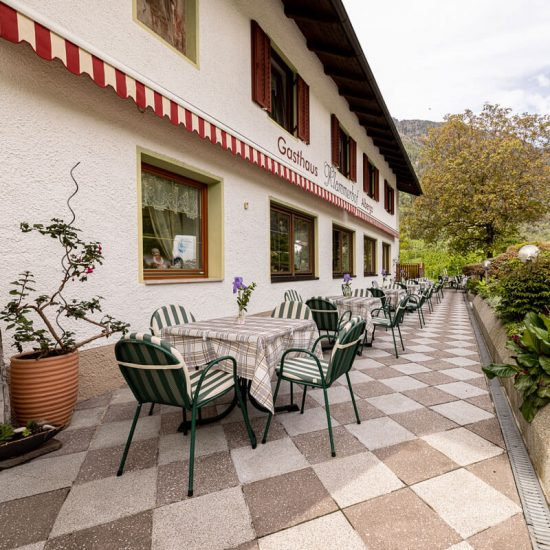 The ambiance – genuine South Tyrolean hospitality