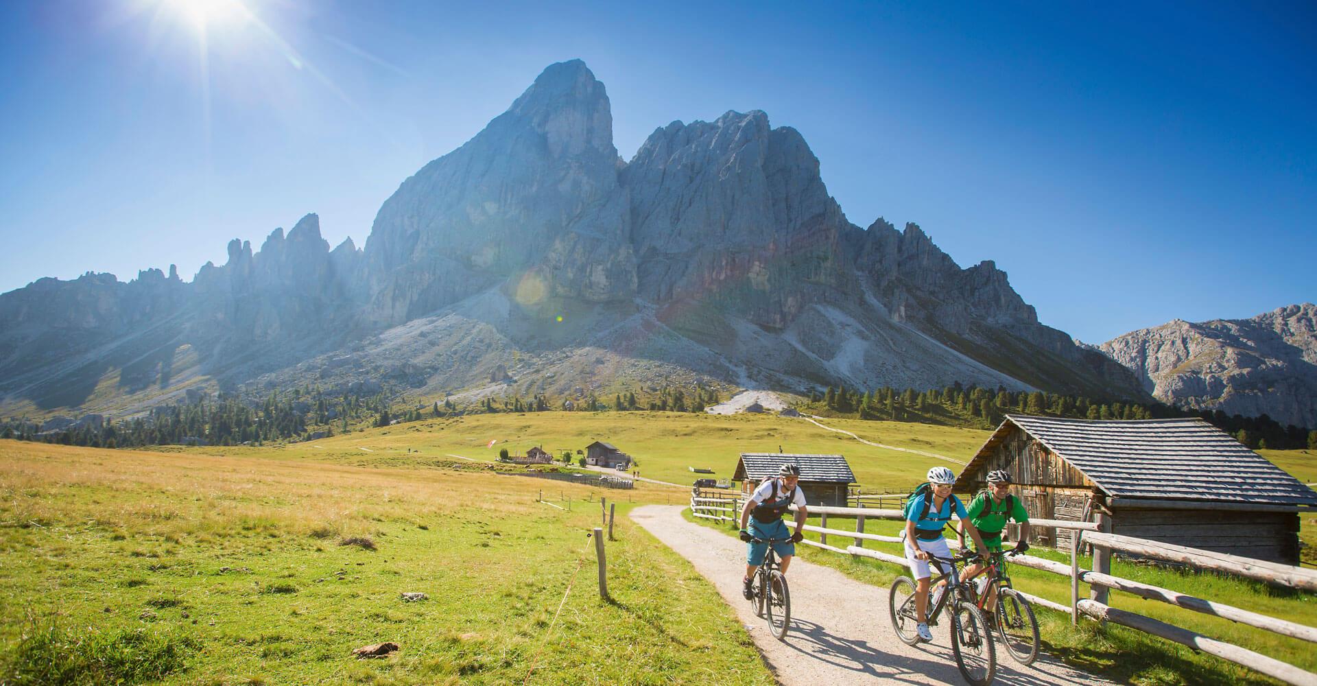 Mountainbike Eisacktal Südtirol
