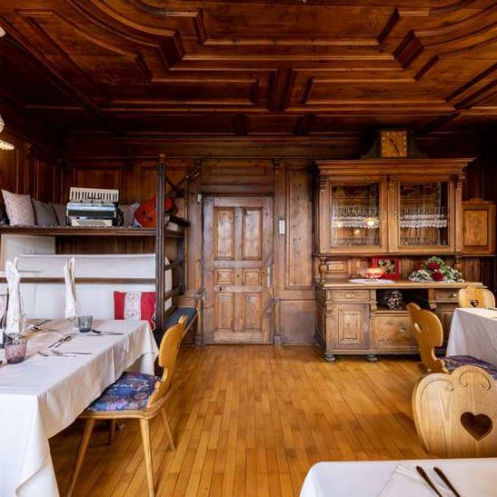 Hotel Klammerhof / Natz-Schabs / Südtirol