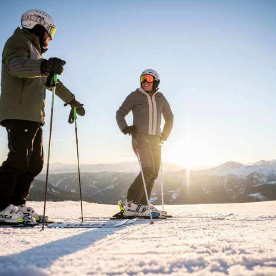 Skifahren Eisacktal - Südtirol