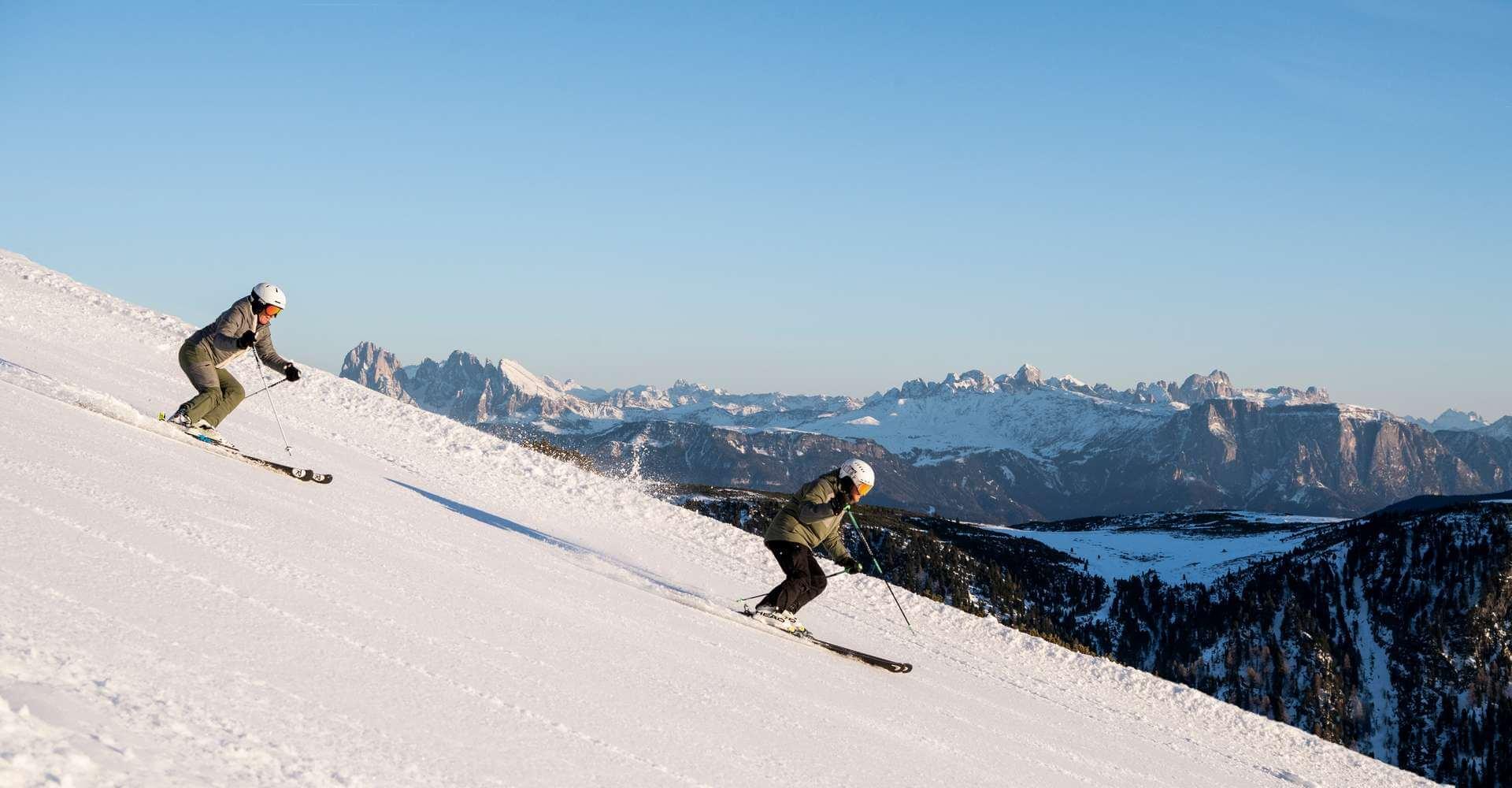 Winterurlaub im Eisacktal - Südtirol